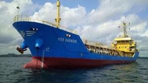 Tàu chở 900 nghìn lít dầu bị cướp ngoài khơi Indonesia