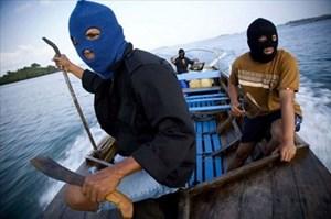Tàu hàng Thái Lan bị cướp biển tấn công