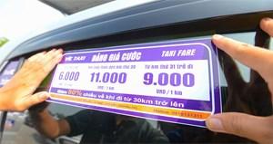Taxi Hà Nội lọt top rẻ nhất thế giới