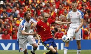 Tây Ban Nha lập kỷ lục mới