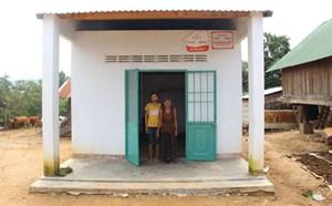 Tây Ninh: Trao tặng 15 căn nhà Đại đoàn kết cho hộ nghèo