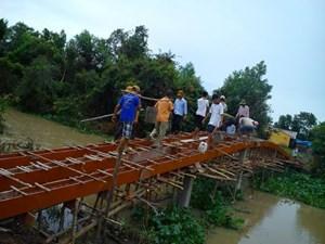 Tây Ninh triển khai xây dựng 18 cây cầu dân sinh