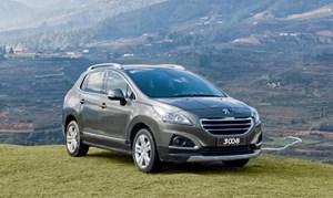 Thaco giảm giá xe Peugeot 75 triệu đồng