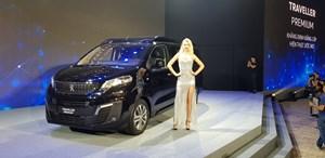 Thaco khánh thành Nhà máy Luxury Car và xuất xưởng bộ đôi xe đa dụng Peugeot Traveller