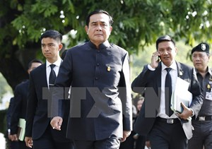 Thái Lan có thể phê chuẩn hiến pháp mới trong tháng Tư