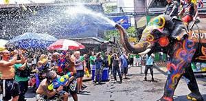 Thái Lan tăng cường bảo đảm an toàn trong dịp lễ hội Songkran