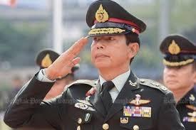 Thái Lan thay tư lệnh lục quân