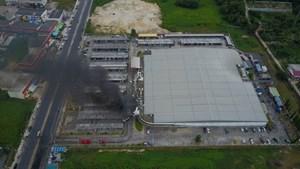 Thái Lan truy lùng 4 nghi can vụ đánh bom xe siêu thị