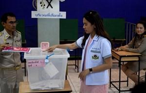 Thái Lan: Tỷ lệ cử tri đi bỏ phiếu sớm đạt 75%