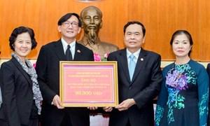 Thái Lan ủng hộ đồng bào các tỉnh miền núi phía Bắc 92.300 USD
