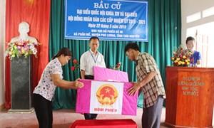 Thái Nguyên: Chuẩn bị bầu thêm đại biểu HĐND cấp xã