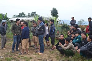 Thảm án tại Hà Giang, 4 người chết, 1 người bị thương