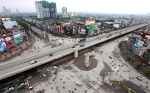 Tháng 9/2017 chính thức khai thác đường sắt Cát Linh-Hà Đông