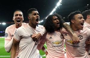 Thắng khó tin trước PSG, Manchester United hiên ngang vào tứ kết