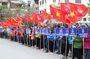 Tháng Thanh niên - Tự hào tuổi trẻ thời đại Hồ Chí Minh