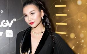 Thanh Hằng nhận giải thưởng 'Giám khảo TV Show của năm'