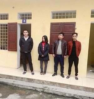 Thanh Hoá: Bắt giam thêm 4 đối tượng hoạt động 'tín dụng đen'