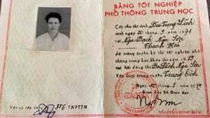 Thanh Hoá: Cách chức Phó Chủ tịch xã dùng bằng giả