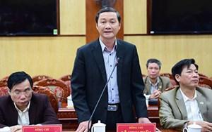 Thanh Hoá công khai việc bổ nhiệm bà Trần Vũ Quỳnh Anh vào ngày 30/3