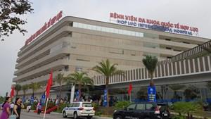 Thanh Hóa: Khánh thành Bệnh viện đa khoa Quốc tế Hợp Lực