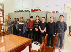 Thanh Hoá: Phá ba sới bạc trong 2 ngày Tết