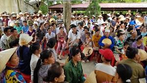 Thanh Hoá: Tạm hoãn việc sáp nhập 2 trường học