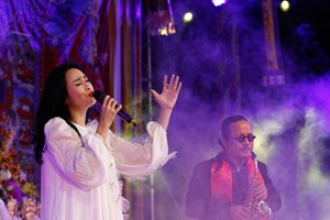 Thanh Lam mang bất ngờ đến 'Tây Thiên ca'