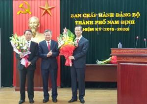 Thành Nam có tân Bí thư thành ủy