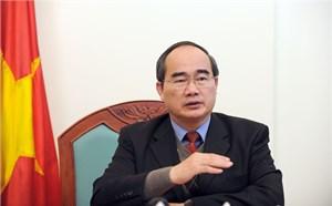 Thành phố  Hồ Chí Minh mở rộng kết nối
