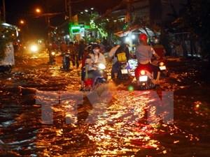 TP Hồ Chí Minh xây hồ điều tiết để giảm ngập do mưa