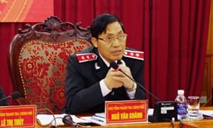 Thanh tra Chính phủ phát hiện 415 vụ tham nhũng, xử lý 168 người đứng đầu