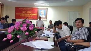 Ủy ban MTTQ tỉnh Thanh Hoá khóa tới dự kiến có 120 ủy viên