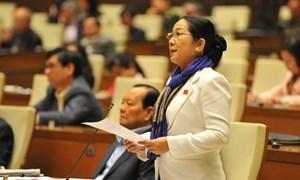 Thảo luận Báo cáo nhiệm kỳ của Quốc hội: Tăng cường hiệu quả giám sát
