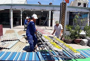 Đà Nẵng: 55 nhà hàng dọc tuyến đường du lịch ven biển bị tháo dỡ