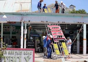 Đà Nẵng: Tháo dỡ 55 nhà hàng dọc tuyến đường du lịch ven biển