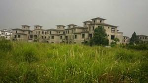 Thất Thoát, lãng phí - làm sao ngăn chặn? - Bài 3: Đất bỏ hoang... vì phát triển khu đô thị