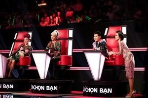 The Voice 2017: Thu Minh 'thị phạm' trước sự ngỡ ngàng của Đông Nhi và Tóc Tiên