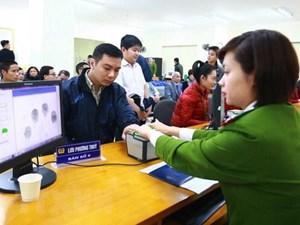 TP HCM tiếp nhận làm thủ tục cấp căn cước công dân qua mạng