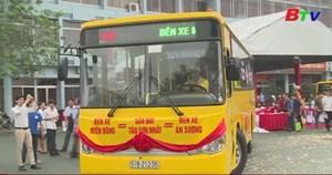 Thí điểm tuyến xe buýt hàng không từ Tân Sơn Nhất đi Vũng Tàu
