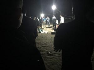 Thi thể 2 phụ nữ trôi dạt trên biển Hà Tĩnh nghi là người Trung Quốc