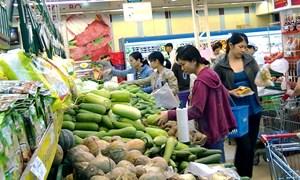 Thị trường hàng hóa sau Tết: Giá cả ổn định, dồi dào nguồn cung