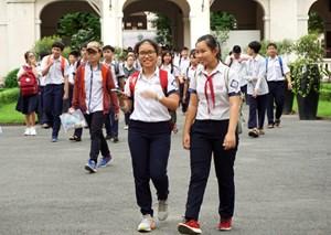 Thi vào lớp 10 tại Hà Nội: Thí sinh đến chậm 15 phút không được thi