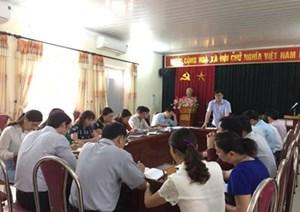 Thị xã Sơn Tây (Hà Nội): 9 tháng giám sát hơn 500 vụ việc