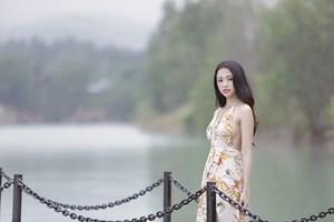 Thiên Nga thu hút người nhìn bởi vẻ đẹp cá tính 'hút hồn'