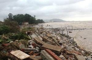 Thiệt hại do bão số 10: Thanh Hoá nói gì về con số nghìn tỷ?