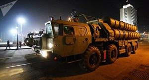 Thổ Nhĩ Kỳ có nguy cơ 'hứng' lệnh trừng phạt từ Mỹ nếu mua S-400 của Nga