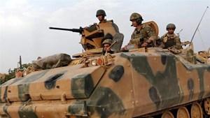 Thổ Nhĩ Kỳ điều binh sỹ tới Qatar tập trận