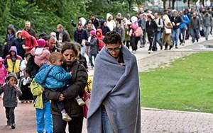 Thổ Nhĩ Kỳ: Không thể tự đối phó với làn sóng mới người tị nạn Syria