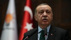 Thổ Nhĩ Kỳ: Khu vực Bờ Tây thuộc về người Palestine