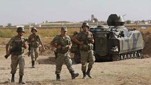 Thổ Nhĩ Kỳ: Tăng cường lực lượng giáp biên giới Syria